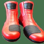 Pamabo Performance รุ่น Tour แดง รองเท้าขับขี่มอเตอร์ไซค์